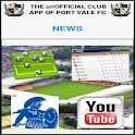 Port Vale FC unofficial app icon