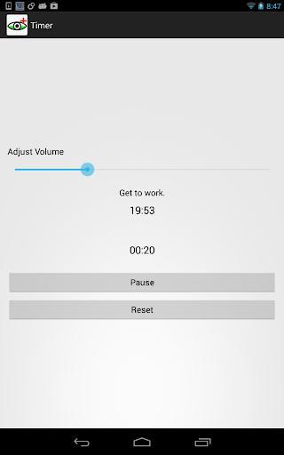 【免費生產應用App】Eye Strain Assistant-APP點子