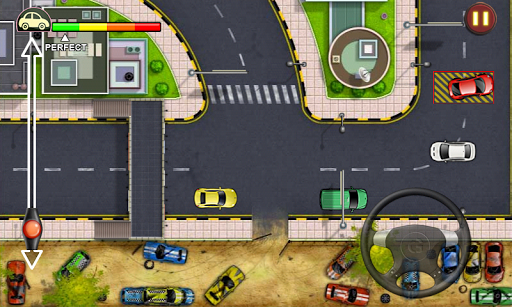 Car Games - Racing Games - Parking Games @ Top Speed