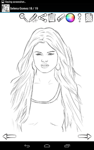 How to Draw: Celebrities - screenshot thumbnail