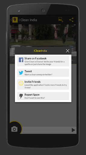 【免費社交App】I Clean India - Swachh Bharat-APP點子