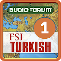 FSI Turkish 1 (Audio-Forum) icon