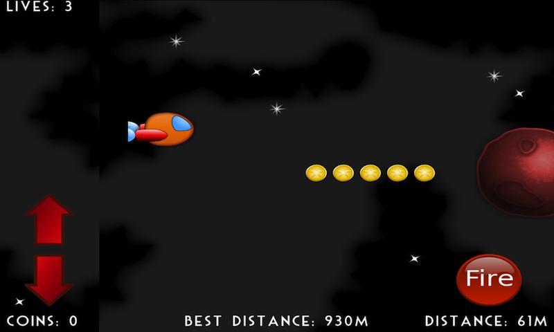 Space Blaster- screenshot