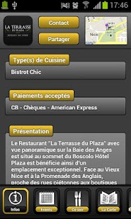 La Terrasse du Plaza- screenshot thumbnail