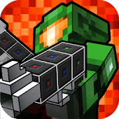 Pixel Weapon Craft 3D