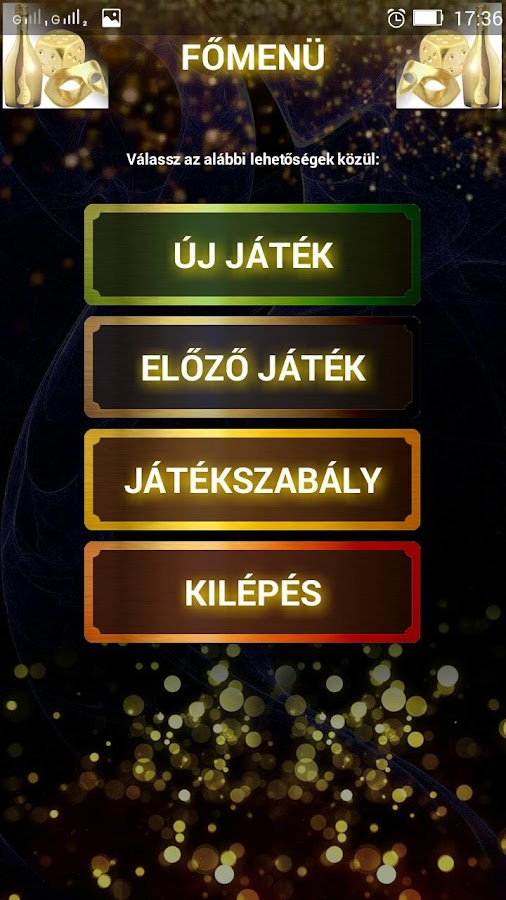 Kiss-Or-Drink - A party-játék- screenshot