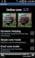 Screenshot of 2nd Core