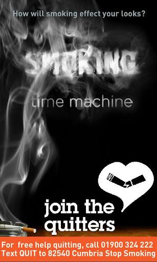 Smoking Time Machine Old