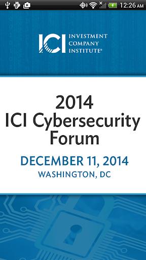 2014 Cybersecurity Forum