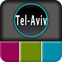Tel Aviv Offline Map Guide icon