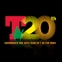 T in the Park 2013 icon