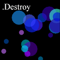.Destroy logo