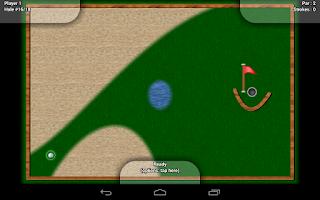 Screenshot of Mini Golf'Oid Free