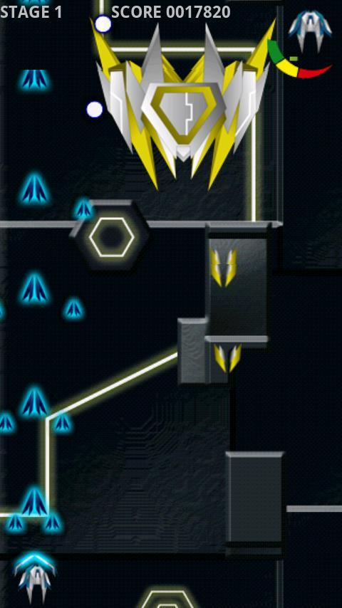 GalaxyLaser ACT2- screenshot