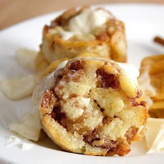 Cinnamon Roll Popovers