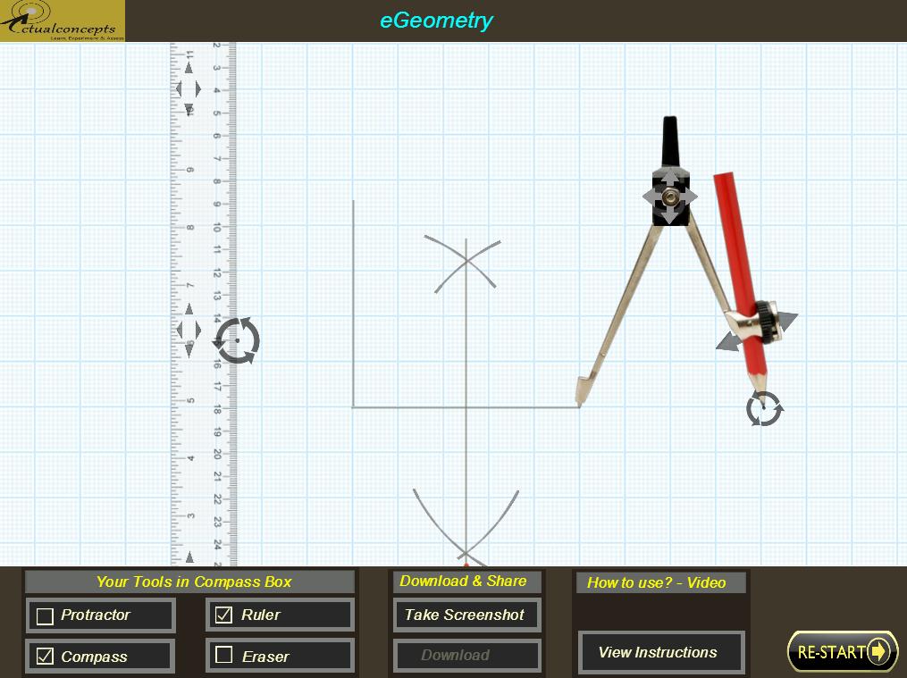 Geometry Soft - screenshot