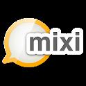 mixiSH logo