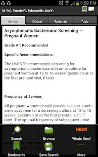 AHRQ ePSS- screenshot thumbnail