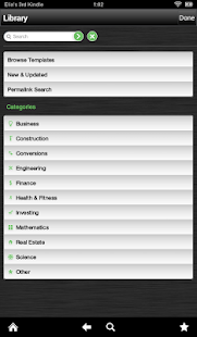 powerOne Scientific Calculator - screenshot thumbnail