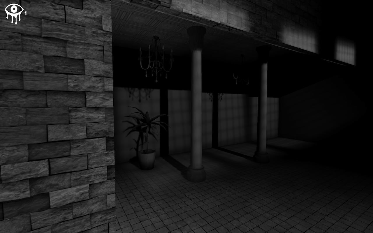 Eyes - the horror game AD FREE- screenshot