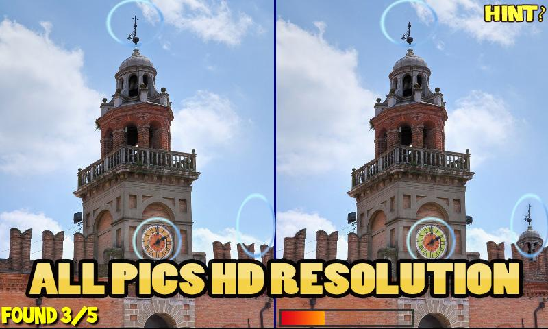 Photo Detective HD - screenshot