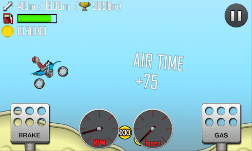 Hill Climb Racing Screenshot 18