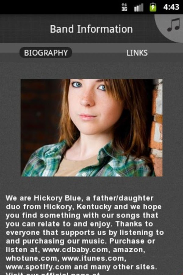 Hickory Blue - screenshot