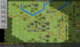 Screenshot of Wargames of 1939