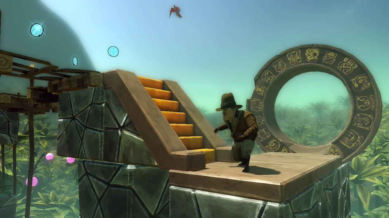 Hamilton's Adventure THD - screenshot