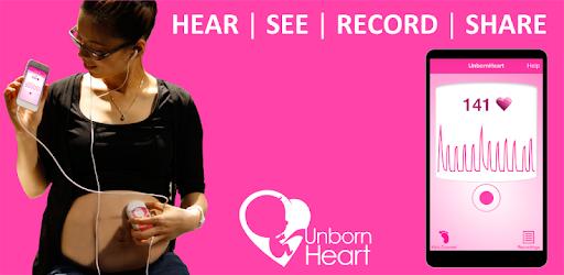 fetal heart monitor app android
