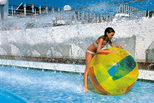 MSC-Cruises-Kids-Pool - MSC cruise ships are family friendly, with pools and entertainment areas dedicated to children and teens.