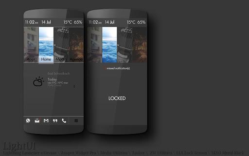 LightUI LLX Theme\Template