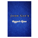 Beggar Opera By John Gay logo