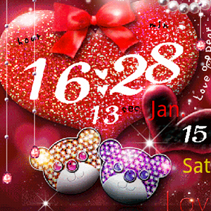 LoveBear LiveWallpapaer 個人化 App LOGO-APP試玩