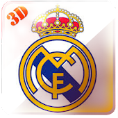 Real madrid wallpaper 3D
