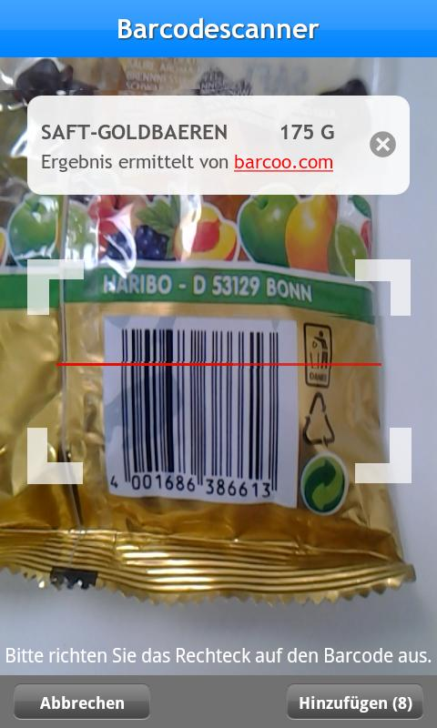 E Reichelt Supermarkt - screenshot