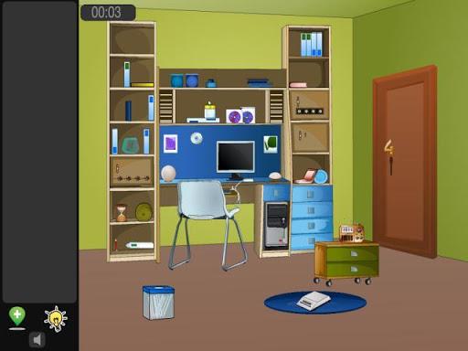 密室逃脫:逃出朋友的房間 - 史上最簡單的解密遊戲
