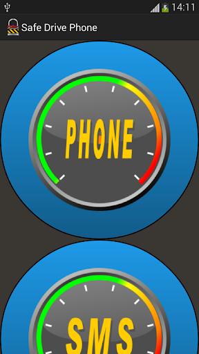 Safe Drive Phone
