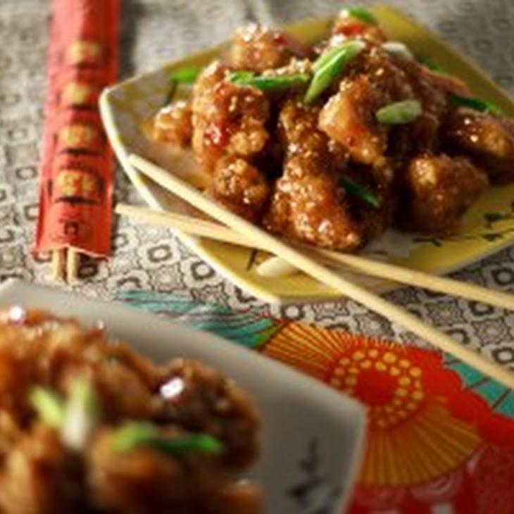 Sesame Ginger Chicken Recipe