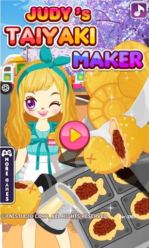Judy's Taiyaki Maker - Cook