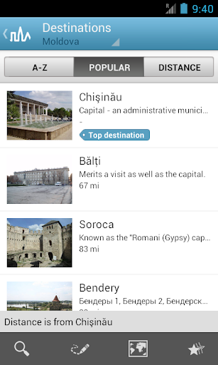 Moldova Guide by Triposo