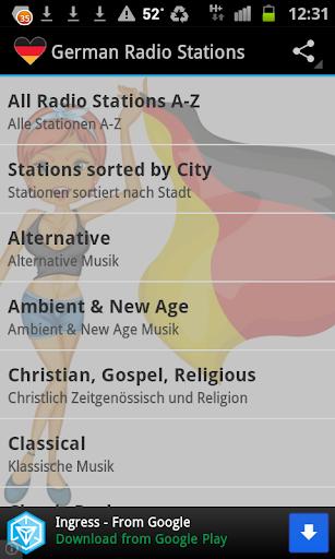 German Radio Music News