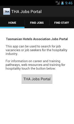 THA Jobs Portal