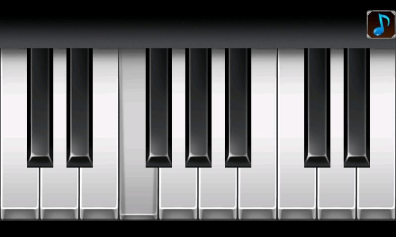10 Key Piano - screenshot