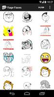 Screenshot of Rage Faces
