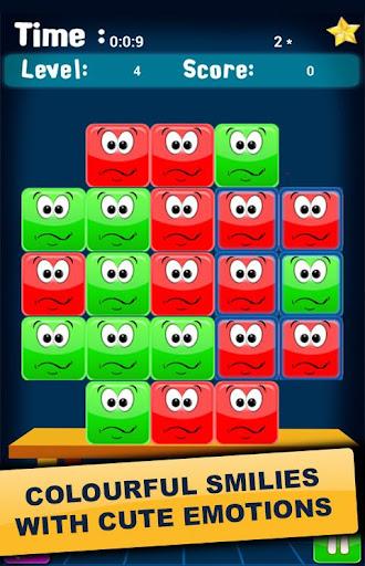 【免費棋類遊戲App】Happy Blocky-APP點子