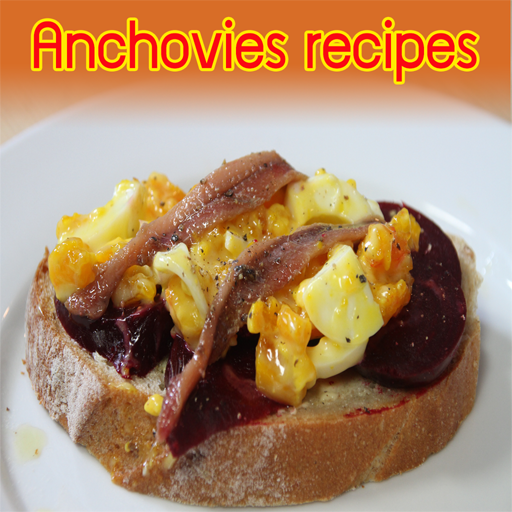 Anchovies recipes