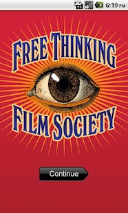 Free Thinking Film Society- screenshot thumbnail