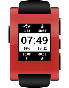 On11 for Pebble- screenshot thumbnail