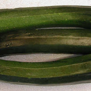 Zucchini Fritters.